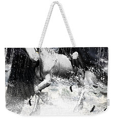 Unicorn's Complexities Weekender Tote Bag by Lourry Legarde