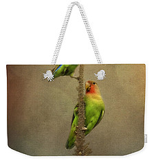 Up And Away We Go Weekender Tote Bag by Saija  Lehtonen