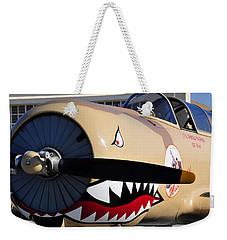 Yak Attack Weekender Tote Bag by David Lee Thompson