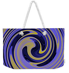 You Are Like A Hurricane Weekender Tote Bag by Bill Cannon