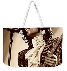 Prince The Artist Weekender Tote Bag by Paul Meijering