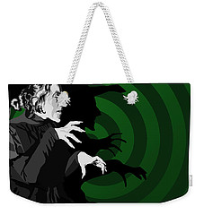 009. Destroy My Beautiful Wickedness Weekender Tote Bag by Tam Hazlewood