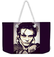 Adam Ant Weekender Tote Bag by Fred Larucci