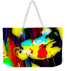 Bono Collection Weekender Tote Bag by Marvin Blaine