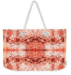 Cinnabar Weekender Tote Bag by Sandy Taylor