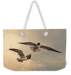 Gliders Weekender Tote Bag by Don Spenner