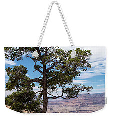 Weekender Tote Bag featuring the photograph Grand Canyon, Arizona by A Gurmankin