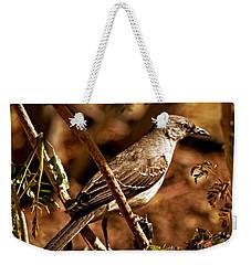 Mockingbird Weekender Tote Bag by Robert Bales