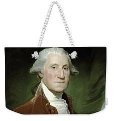 President George Washington  Weekender Tote Bag by War Is Hell Store
