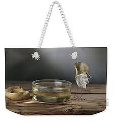Simple Things - Potatoes Weekender Tote Bag by Nailia Schwarz