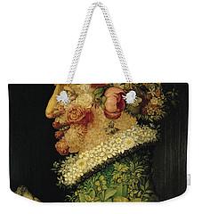 Spring Weekender Tote Bag by Giuseppe Arcimboldo