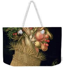 Summer Weekender Tote Bag by Giuseppe Arcimboldo