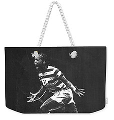 Sydney Leroux Weekender Tote Bag by Semih Yurdabak