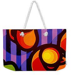 Tea And Apples Weekender Tote Bag by John  Nolan