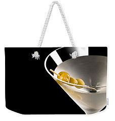 Vodka Martini Weekender Tote Bag by Ulrich Schade