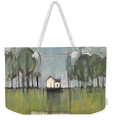 White House Weekender Tote Bag by Tim Nyberg