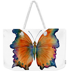 1 Wizard Butterfly Weekender Tote Bag by Amy Kirkpatrick