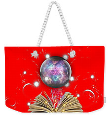 Magic Collection Weekender Tote Bag by Marvin Blaine