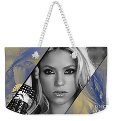 Shakira Collection Weekender Tote Bag by Marvin Blaine