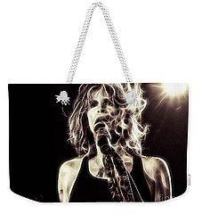 Steven Tyler Collection Weekender Tote Bag by Marvin Blaine