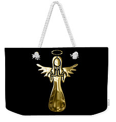 Angel Collection Weekender Tote Bag by Marvin Blaine