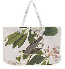 Canada Warbler Weekender Tote Bag by John James Audubon