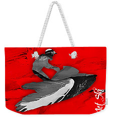 Jet Ski Collection Weekender Tote Bag by Marvin Blaine