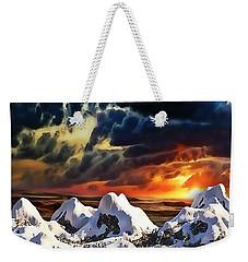 Magical Weekender Tote Bag by Marvin Blaine