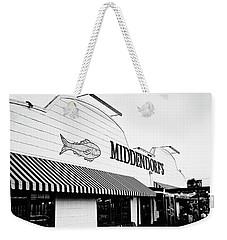 Middendorf's Weekender Tote Bag by Scott Pellegrin