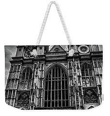 Westminster Abbey Weekender Tote Bag by Martin Newman