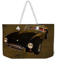 2012 Shelby Cobra 50th Anniversary  Weekender Tote Bag by Chris Flees