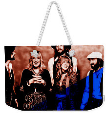 Fleetwood Mac Collection Weekender Tote Bag by Marvin Blaine
