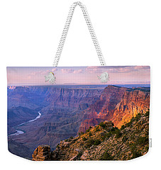 Canyon Glow Weekender Tote Bag by Mikes Nature