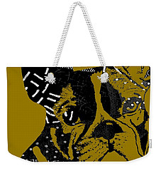 French Bulldog Collection Weekender Tote Bag by Marvin Blaine