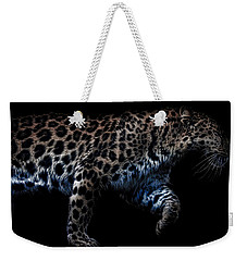 Amur Leopard Weekender Tote Bag by Martin Newman