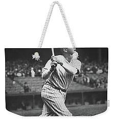 Babe Ruth  Weekender Tote Bag by American School