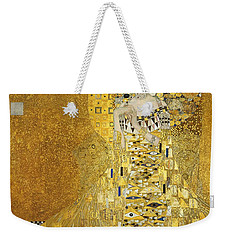 Portrait Of Adele Bloch-bauer I Weekender Tote Bag by Gustav Klimt