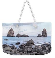 Aci Trezza - Sicily Weekender Tote Bag by Joana Kruse