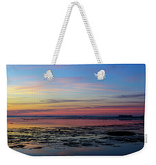 Weekender Tote Bag featuring the photograph A Change Of Season by Thierry Bouriat