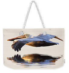 A Closer Look Weekender Tote Bag by Janet Fikar