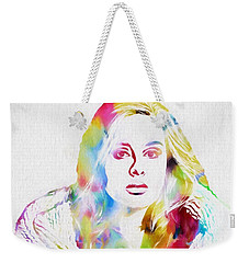 Adele Weekender Tote Bag by Dan Sproul
