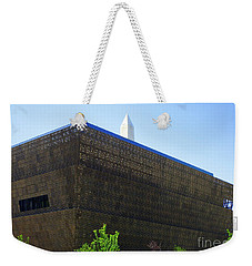 African American History And Culture 1 Weekender Tote Bag by Randall Weidner