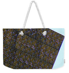 African American History And Culture 4 Weekender Tote Bag by Randall Weidner