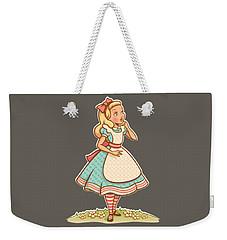 Alice Weekender Tote Bag by Elizabeth Taylor