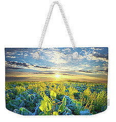 All Joined As One Weekender Tote Bag by Phil Koch