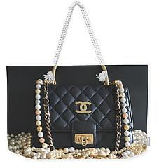 Timeless Beautiful Accessories  Weekender Tote Bag by To-Tam Gerwe