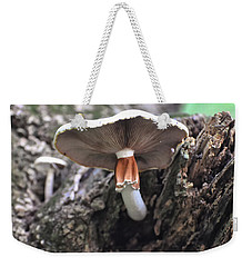 Amanita Weekender Tote Bag by Chris Flees
