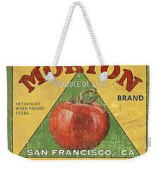 American Veggies 2 Weekender Tote Bag by Debbie DeWitt