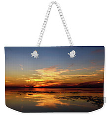 Weekender Tote Bag featuring the photograph Another Day by Thierry Bouriat