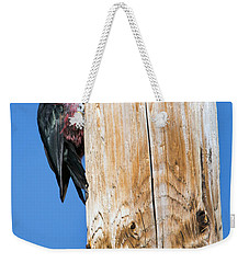 Any Tree Will Do Weekender Tote Bag by Mike Dawson